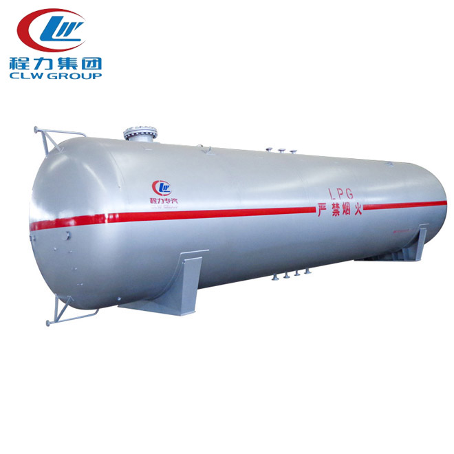 120 Cubic Meters Liquid Propane Storage Tanks for Sale