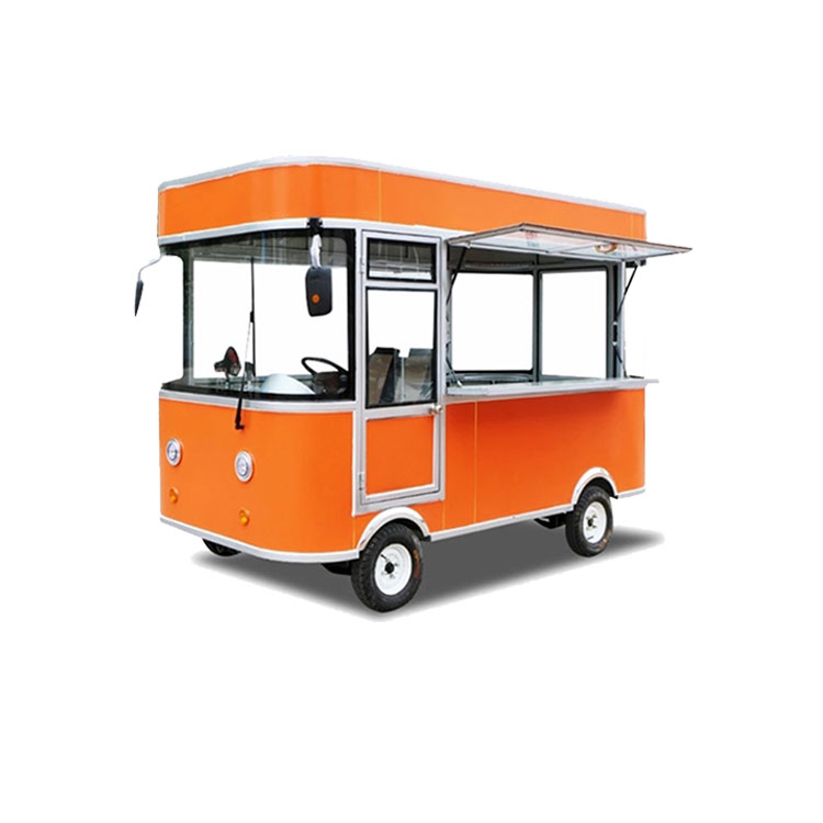 Hot Sale Electric Food Machine Hot Dog Street Concession Food Truck