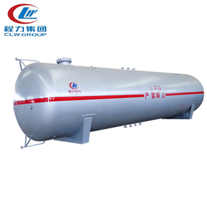 100cbm Quality Steel LPG Liquid Propane Storage Tanks