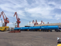 CLW Group 20 Asphalt Bitumen Semi Trailers Were Successfully Delivered Nigeria